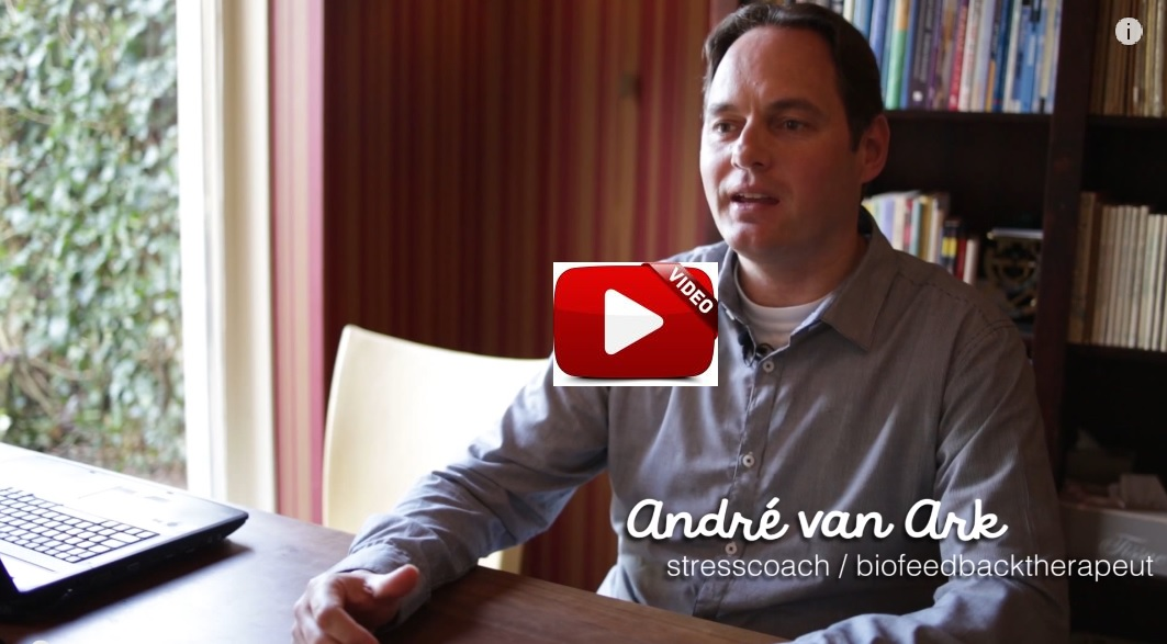 stress en burnout coach Andre van Ark
