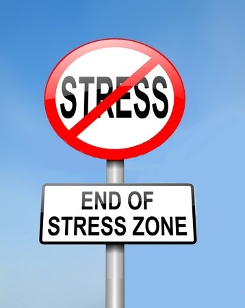 druk op de oren stress